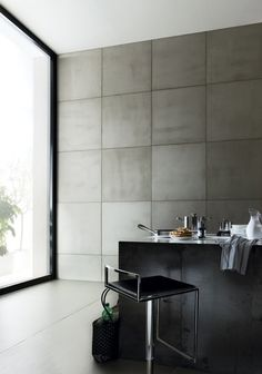 Concrete In Interior Design concrete wall | inspiredinteriors | pinterest | concrete walls