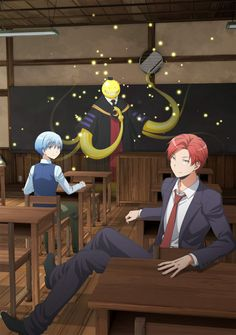 New Assassination Classroom Film Visual, Plot Details Revealed | Otaku USA