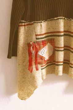 Bohemian Sweater Dress  by KheGreen