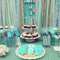Under the Sea Birthday Party Ideas | Photo 1 of 21