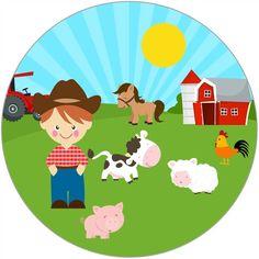 Resultado de imagen de imagenes para imprimir de los animales en la granja de zenon