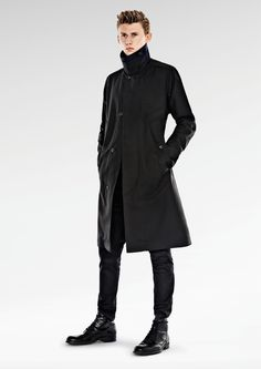 Lookbook: G-Star RAW Pre AW14 | IBEYOSTUDIO #GStarRAW #Lookbook #Denim #Fashion #Look #Men #Style #TypeC