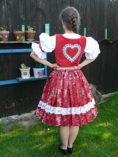 Zemplín region Kroje a tak Folk Costume, Costumes, Harajuku, Summer Dresses, Advent, Crafts, Weddings, Beautiful, Photos