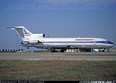 My former employment!!! Piedmont Airlines Boeing 727-291
