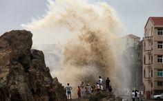 Tufão Soudelor causa mortes e destruição no sudeste da China - Fotos - UOL Notícias