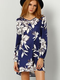 stitchfix stylist- i love this style.  relaxed but covers my midsection and arms.  the print is fun.  could be a bit short- that is a concern