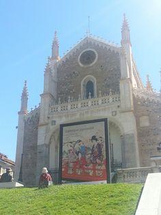 """Cartel de la expo 'Estampas Japonesas"""" en el Museo del Prado . #Cartel #Affiche #Arterecord 2013 https://twitter.com/arterecord"""