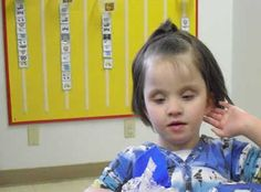 Calendar Systems: providing structure and predictability for students who are deafblind