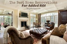 How to update your home with the best home renovations. #decor #home #design