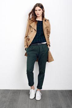 Comptoir des Cotonniers, Look #9 le trench-coat