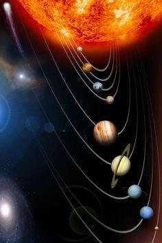 #space #solar system #wallpaper