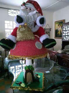 Espectacular Christmas Stocking Kits, Felt Christmas Stockings, Christmas Tree Toppers, Christmas Elf, Christmas Crafts, Christmas Decorations, Christmas Ornaments, Holiday Decor, Frosty The Snowmen