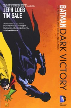 Amazon.com: Batman: Dark Victory