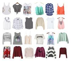 """""""Shirts"""" by lovelacek on Polyvore"""