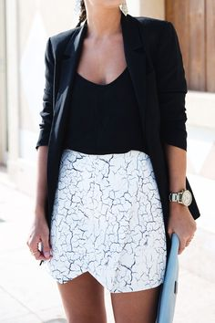 9 ways to wear marble  crackle prints #style #fashion #streetstyle