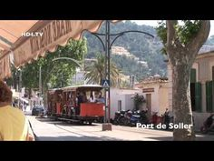 Port de Soller, Mallorca Port De Soller, Wonderful Places, Traveling By Yourself, Spain, Street View, Europe, News, Outdoor Decor, Youtube