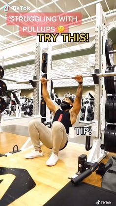 Pull Up Workout, Abs And Cardio Workout, Gym Workout Videos, Weight Training Workouts, Gym Workout For Beginners, Fitness Tips, Fitness Motivation, Shoulder Workout, Bodybuilding Workouts