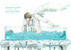 Cute Galaxy Wallpaper, Latest Anime, Forest Wallpaper, Kawaii, Shounen Ai, Film Serie, Boy Art, Manga Games, Fujoshi
