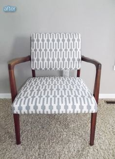 Better After: Churning Out Chairs