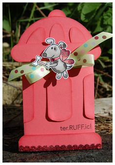 Video: Fire Hydrant Gift Box & PCS Fairy Friends Release - My Time, My Creations, My Stampendence
