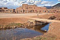 Taos Pueblo , Taos New Mexico