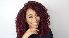 Afri Naptural Bohemian Soft Water Hair