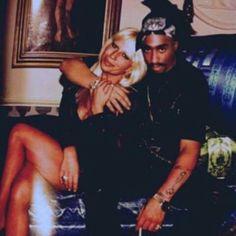 Tupac and Donatella
