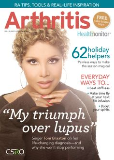 """Toni Braxton: """"My Triumph Over Lupus"""" - ... """" #LUPUS can't keep me off the stage """" (Nov 21, 2013)"""