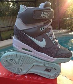 nike air revolution sky hi ebay