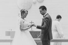 Ceremony at Church of Kuokkala | Scandinavian wedding | Pitsiniekka | Picture by Jaakko Sorvisto www.jaakkosorvisto.com Scandinavian Wedding, Documentaries, Wedding Day, Wedding Dresses, Pictures, Fashion, Pi Day Wedding, Bride Dresses, Photos