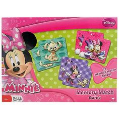 Minnie Mouse Memory Match Game