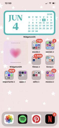 Homescreen, Screens, Ios, Iphone, Canvases, Window Screens