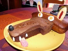 gâteau loup