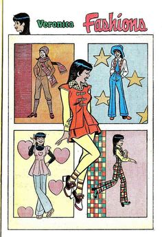 Archies Girls: Betty & Veronica comics | Flickr - Photo Sharing!