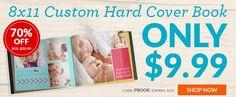 York Photo Canada Deals: Save 70% off 811 Custom Hard Cover Books  FREE 46 Photo Prints! http://www.lavahotdeals.com/ca/cheap/york-photo-canada-deals-save-70-811-custom/177622?utm_source=pinterest&utm_medium=rss&utm_campaign=at_lavahotdeals