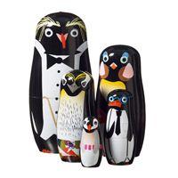Superliving-penguin-Family
