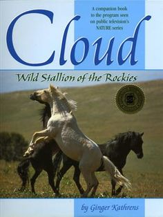 I love books about mustangs. This one supports a great cause!