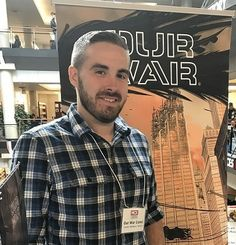 Here's the True North Country Comics interview with Luke Henderson of Credible Threat Press at MCX 2017 Comic Book Publishers, Comic Book Artists, Comic Books, Book Creator, The Creator, Comic Book Maker, North Country, True North, News Sites