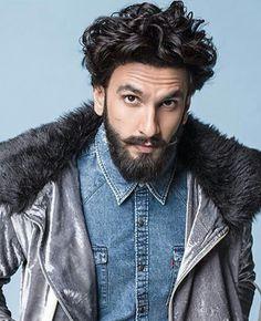 Ranveer Singh Biography: Born as Ranveer Singh Bhavnani, he belongs to Sindhi family. Bollywood Couples, Bollywood Stars, Bollywood Celebrities, Ranveer Singh Beard, Mr Beard, Ladies Vs Ricky Bahl, Hairstyles For Gowns, Jagjit Singh, Indian Star
