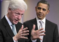 """Emphatically endorsing Barack Obama for a second term, charismatic former US President Bill Clinton today made a passionate plea to voters to renew the contract of the incumbent, who was cool on the outside but """"burns for America"""" inside."""