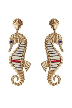 Gas Bijoux Hippios Earrings #STYLEBOP