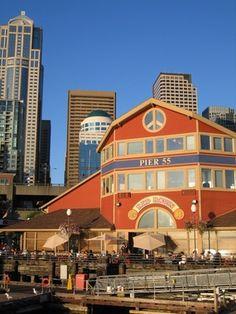 Pier 55, Seattle, WA