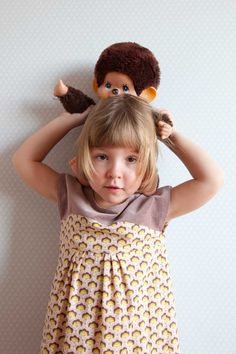This is the 4th Maggie Mae dress Ive ever sewn. Cant deny that I still love this dress!...