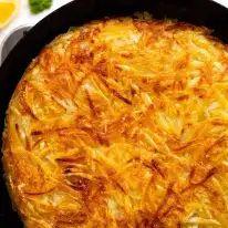 Potato Rosti | RecipeTin Eats Types Of Potatoes, Mashed Potatoes, Potato Girl, Potato Crisps, Clarified Butter Ghee, Recipetin Eats, Potato Sides, Non Stick Pan