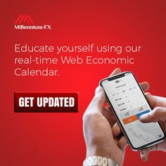 The real-time Economic Calendar covering economic events and indicators from all over the world, automatically updated when new data is released. Economic Events, Financial News, Earn Money, How To Make Money, Investing, Calendar, Trends, Education, Earning Money