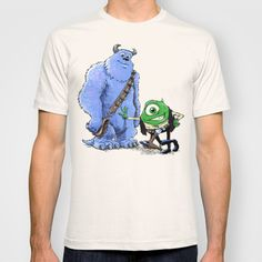 Hike and Chulley T-shirt by Billy Allison - $18.00