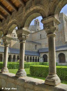 La Seo d'Urgell Claustre   Lleida  Catalonia