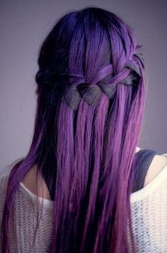 7 Purple Hairstyles You're Going to Love | Hairstyle Mag