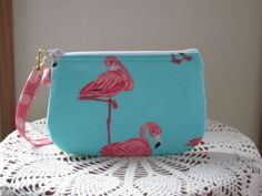 Smart phone Case Gadget Pouch Clutch Wristlet by Antiquebasketlady, $11.99  #teamsellit