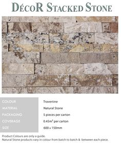 Stacked Stone Walls   Stack Stone Wall Cladding-This is the stone I want to cover up the marble on my fireplace